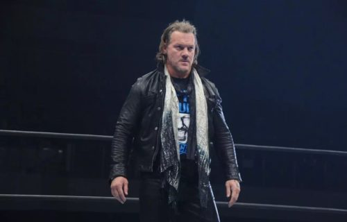 Chris Jericho doesn't want Rey Fenix and Pentagon Jr near him