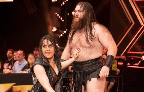 Killian Dain and Nikki Cross married