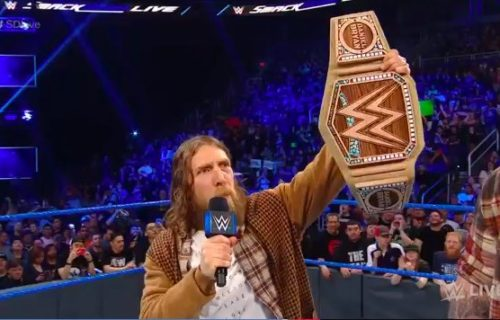 Daniel Bryan wants a Hair vs Mask match against Gran Metalik