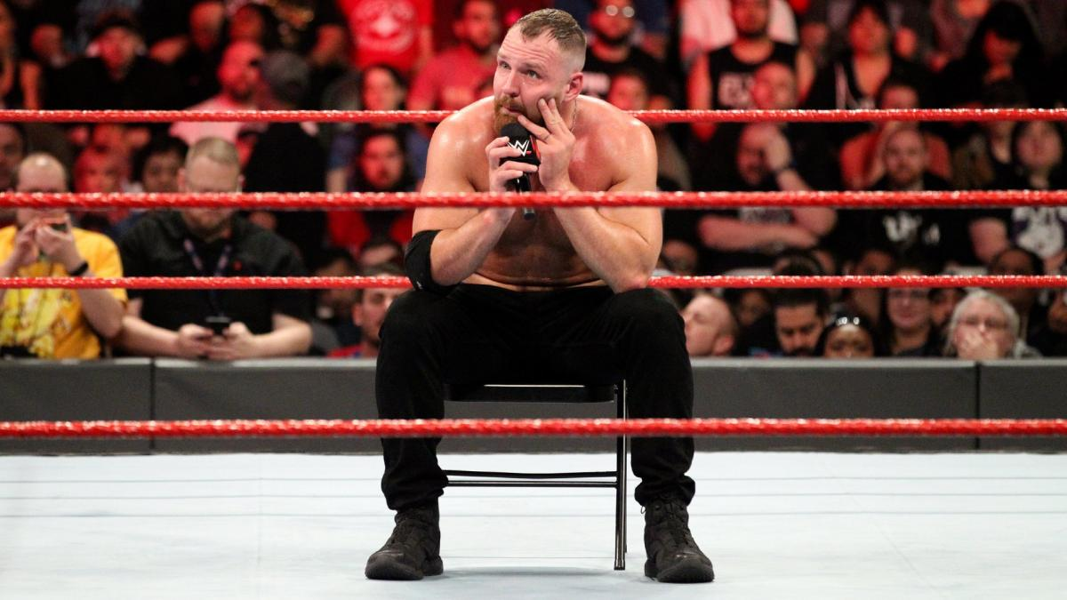 Wwe Issue Statement On Dean Ambrose Contractual Status