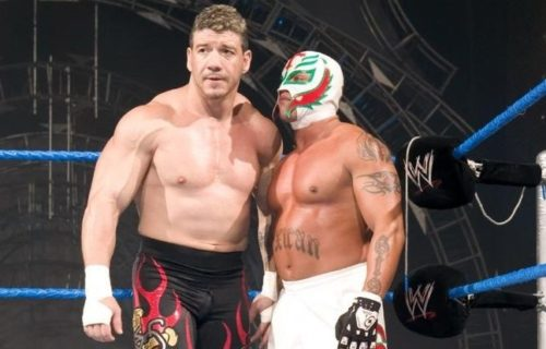 Rey Mysterio talks iconic Halloween Havoc match with Eddie Guerrero