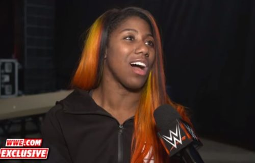 Ember Moon reveals how she got injured