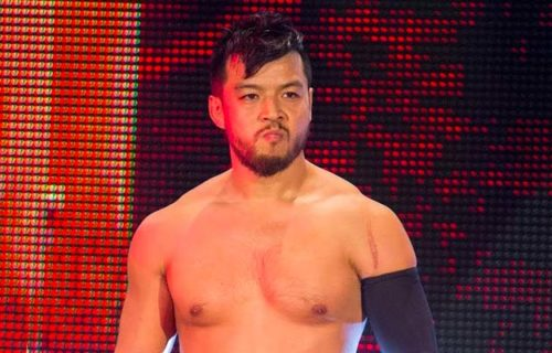KENTA opens upon his departure from WWE, claims that his style was not fit for the company