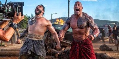 Roman Reigns - The Rock