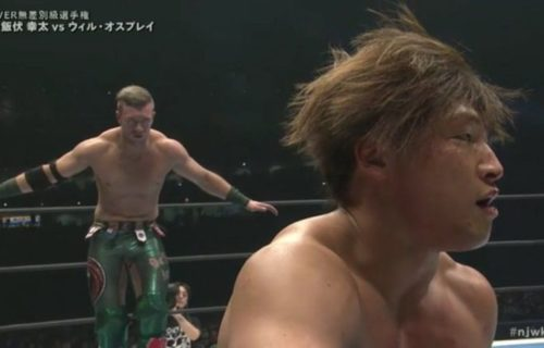 Kota Ibushi suffers concussion at Wrestle Kingdom 13