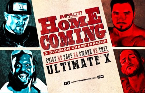 New Champion crowned at Impact Homecoming