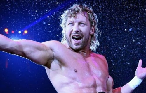 Huge title match featuring Kenny Omega added to this week's AEW Dynamite