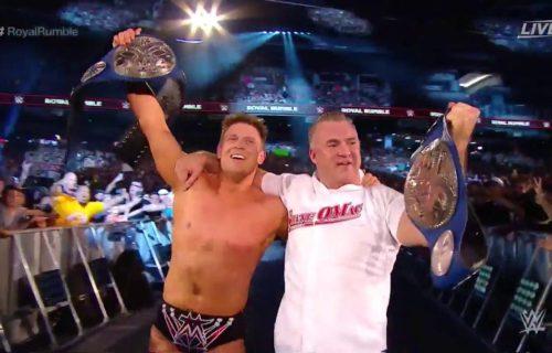 New tag champions crowned at Royal Rumble
