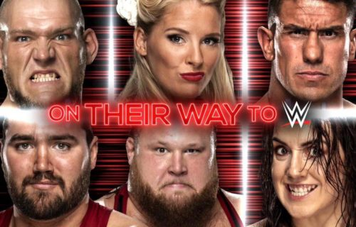 NXT Superstar makes Monday Night Raw debut, two more appear in backstage segment