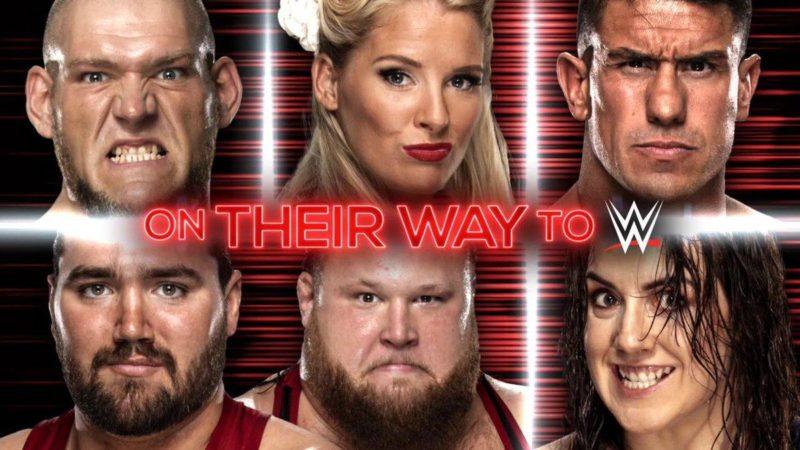 NXT Callups