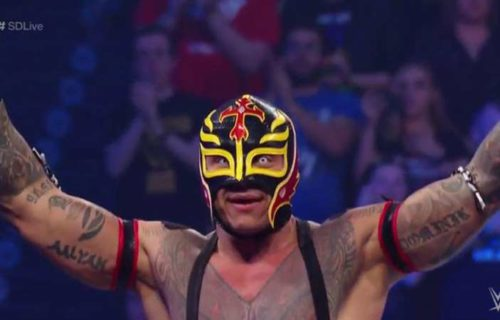 Rey Mysterio set to challenge for Universal Title