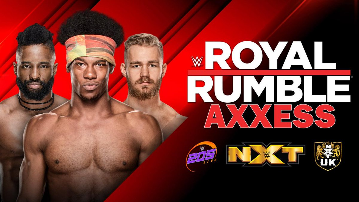 WWE Announces Worlds Collide Tournament For Royal Rumble