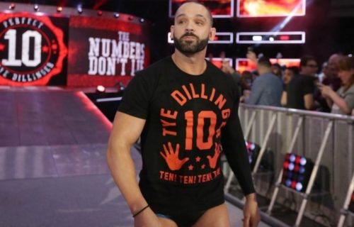 Tye Dillinger makes in-ring return at Live Event
