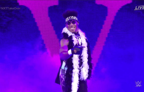 Velveteen Dream returns on NXT