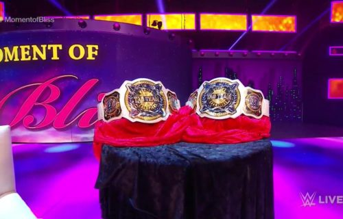 WWE possibly planning peculiar tag team champions