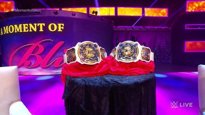 WWE Women's Tag Titles