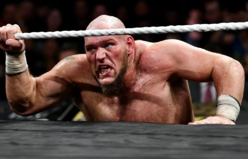 Reason for Lars Sullivan being moved to Smackdown Live