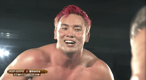 Kazuchika Okada on not being in Wrestle Kingdom 13 main event and more