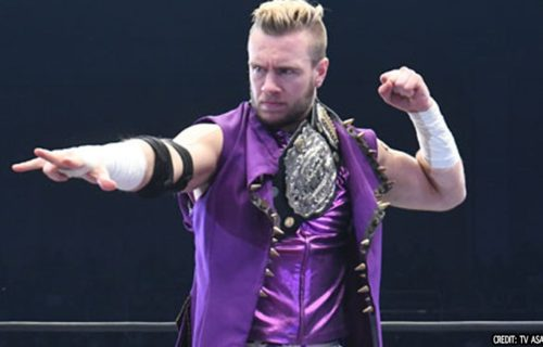 Will Ospreay fires back at Seth Rollins with a fact of his own