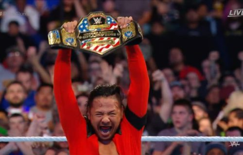 New Champion crowned at Royal Rumble