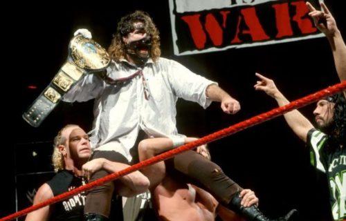 Bruce Prichard talks convincing Vince McMahon for Mick Foley winning WWE Championship