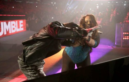 Jerry Lawler reveals there is heat on Nia Jax for hurting R-Truth for real at the Royal Rumble