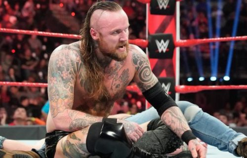 Aleister Black opens up on Zelina Vega's success in WWE and receiving advice from Paul Heyman