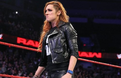 Becky Lynch calls Fit Finlay a traitor, Finlay snaps back