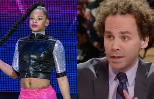 Sam Roberts will not apologize for his comments on Bianca Belair