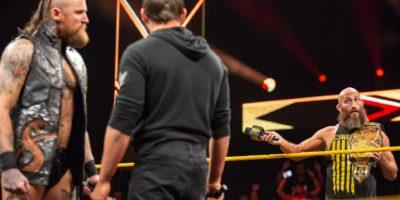 WWE - NXT - Monday Night Raw - Ciampa - Gargano - Black
