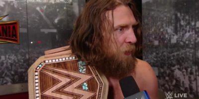 Daniel Bryan WWE Champion SmackDown Live