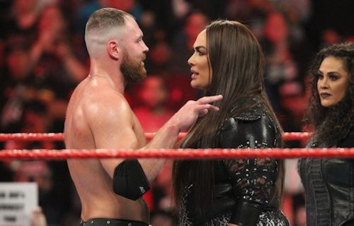 Dean Ambrose vs Nia Jax no longer happening