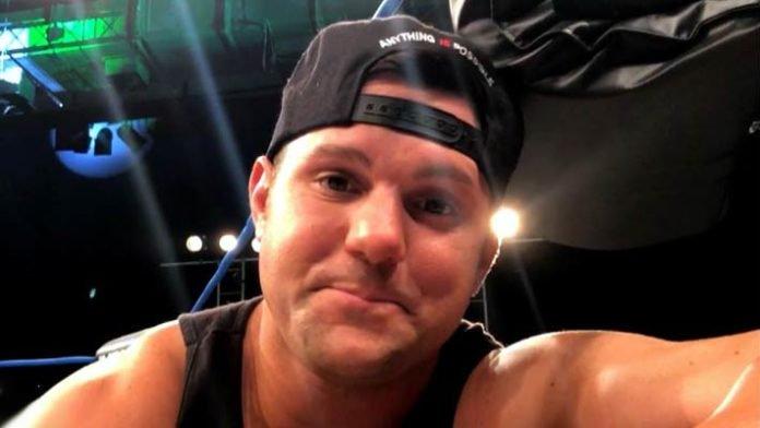 Eddie Edwards Impact Wrestling