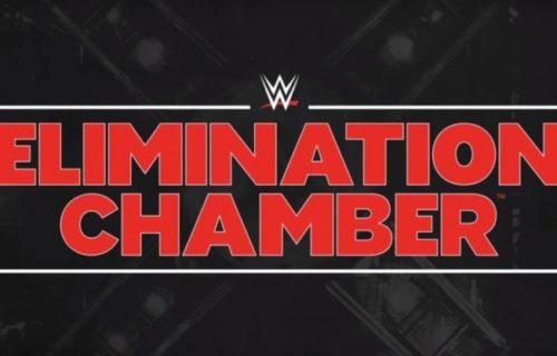 Another Match being advertised for Elimination Chamber