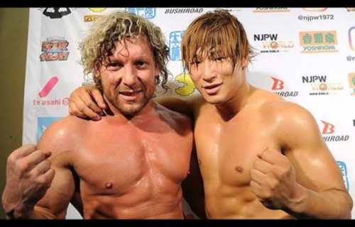 Kenny Omega expects to see Kota Ibushi in AEW in the near future