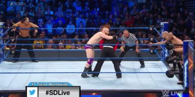 Hardy Boyz return on SmackDown Live