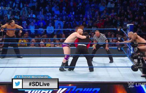 Jeff and Matt Hardy reunite on SmackDown Live