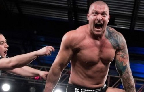 Killer Kross released by Impact Wrestling