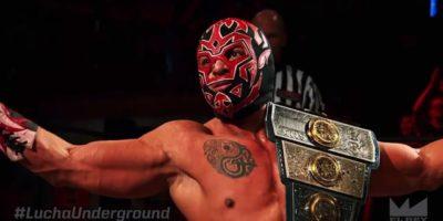 Lucha Underground King Cuerno
