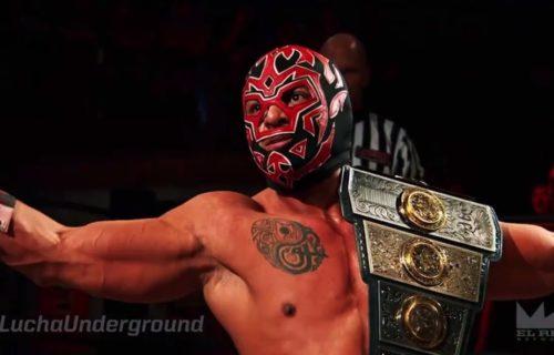 Lucha Underground star King Cuerno files lawsuit against El Rey Network