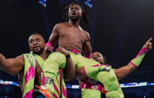 Kofi Kingston has signed new contract with WWE