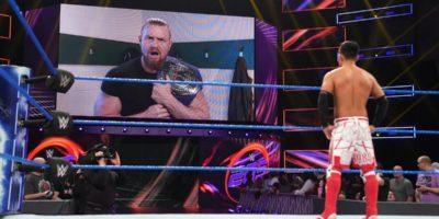 Elimination Chamber 2019 - Akira Tozawa vs Buddy Murphy