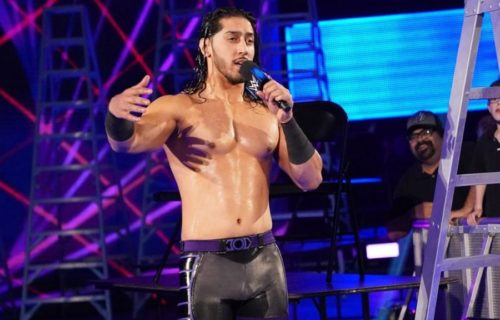 Mustafa Ali reportedly removed from Elimination Chamber due to injury