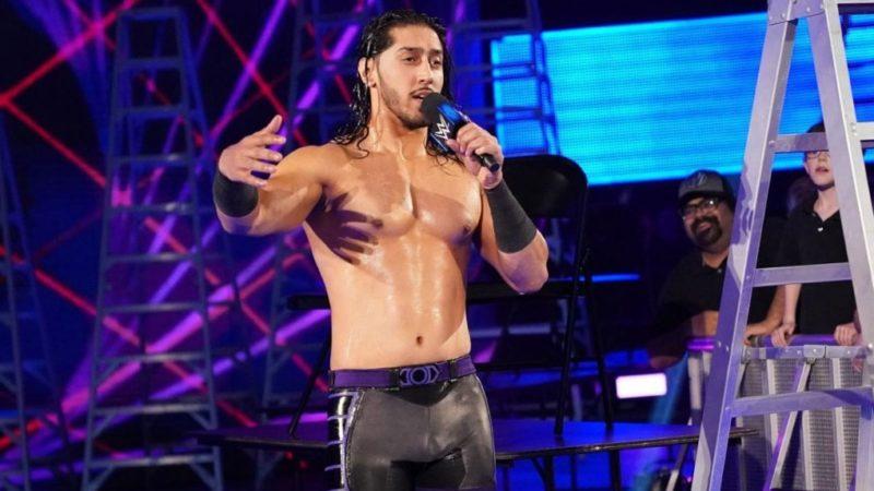 Mustafa Ali SmackDown Live