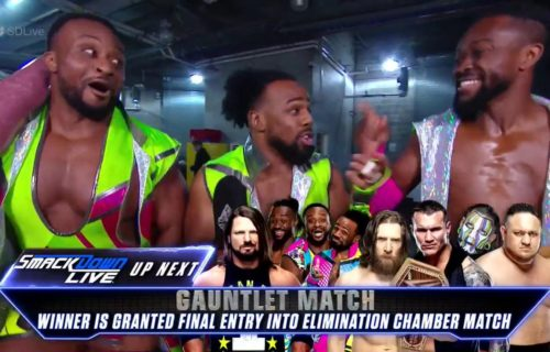 Kofi Kingston replaces Mustafa Ali in Elimination Chamber match