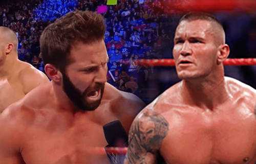 Randy Orton says someone will recognize the talent of Zack Ryder one day