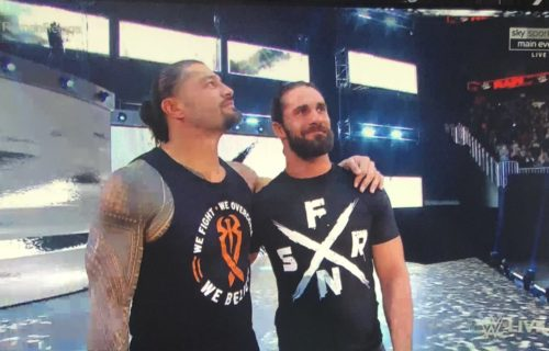 Seth Rollins Reacts To Roman Reigns Heel Turn