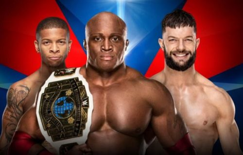 Possible reason WWE booked handicap Intercontinental Championship match at Elimination Chamber
