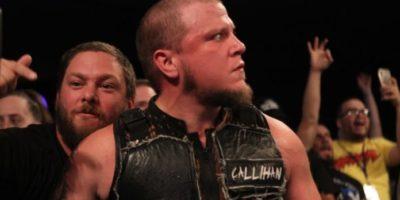 Sami Callihan Impact Wrestling