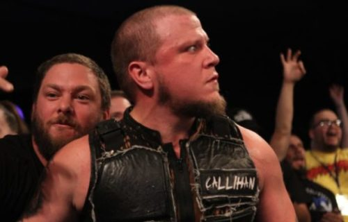 Sami Callihan teases Switchblade Conspiracy reunion with Jon Moxley